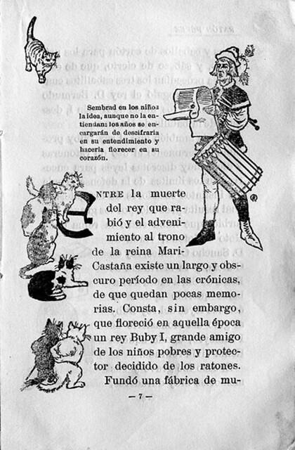 001-El raton perez- Biblioteca Miguel de Cervantes