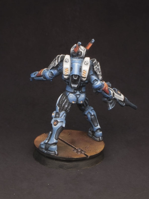 Panoceania ORC Heavy Infantry