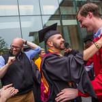 2016 Commencement Ceremonies: School of Social Work