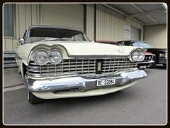 Plymouth Belvedere Convertible, 1959