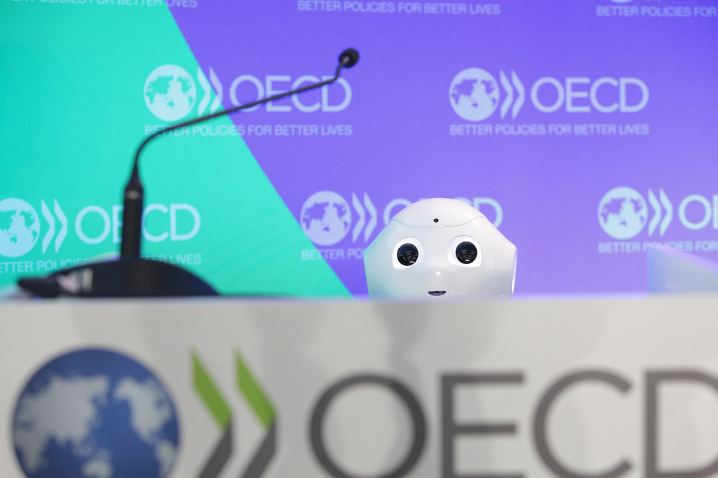 OECD Forum 2016: Session:  The Digital.Economy & the Future of Work