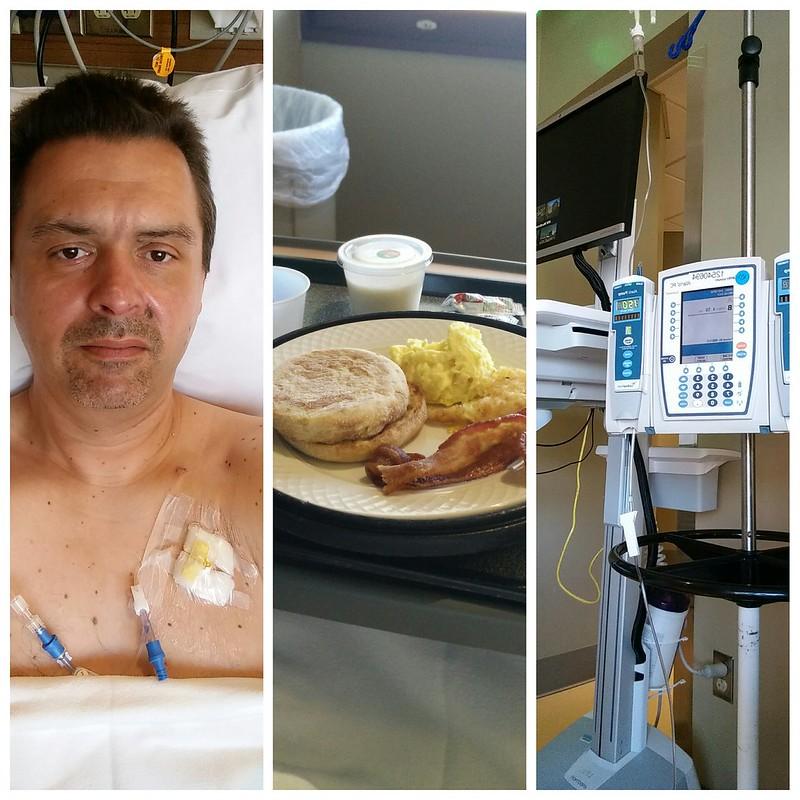 Chemo: Day 1