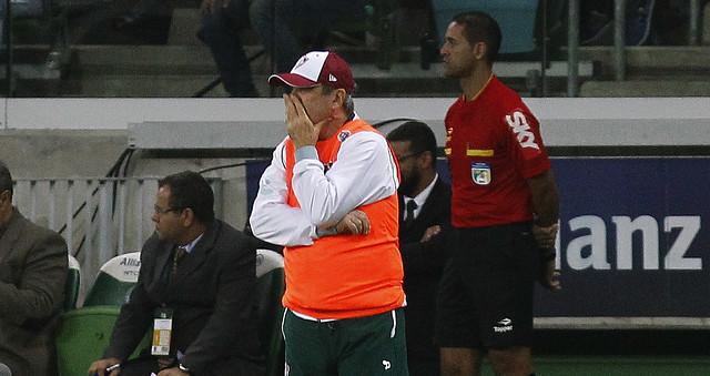 Palmeiras x Fluminense  - 25/05/2016