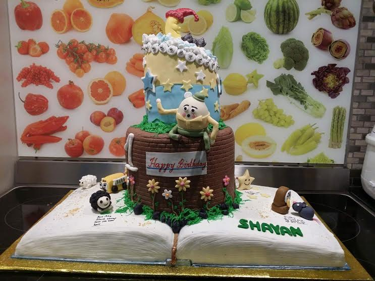 Cute Cake by anascreationsnz