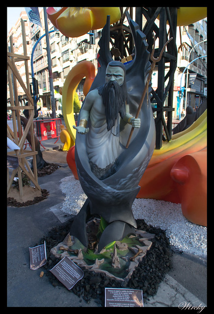 Mejores ninots de hogueras 2015 Alicante - Hades en Hoguera Maisonnave