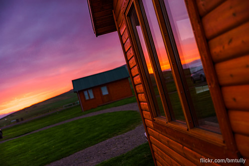 travel light sunset sky sun mountains reflection window nature beautiful grass night clouds contrast landscape is iceland spring amazing colorful waves northwest outdoor farm sony farmland stunning hdr midnightsun ringroad 2016 a7ii hvammstangi polarday sonya7ii