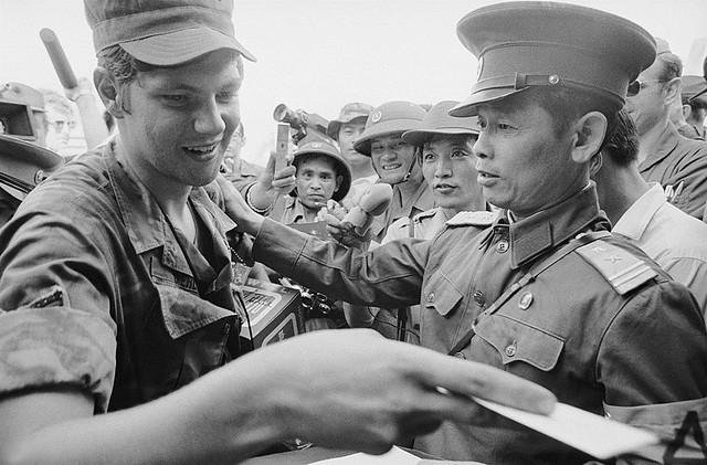 North Vietnamese Lieutenant Colonel Bui Tin