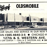 Fri, 2016-06-24 17:31 - Ad scanned from a 1977-78 Telephone Directory. My third car, a 78 Olds 88 was originally sold through this dealer and still had the dealer sticker on the trunk lid when I bought the car in 1986.   I'm not sure when the dealership changed hands, early 80's maybe? Eventually, It was torn down for new development.