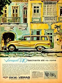 1965 DKW-VEMAG Vemaguet Rio (Brazil)