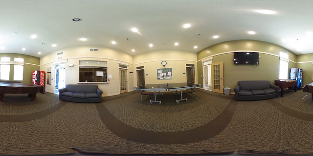 Charter Oak Apartments Community Center