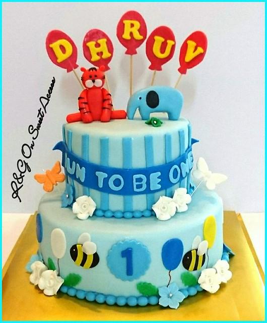 Cake by Savanah SJ