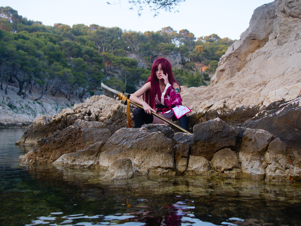 related image - Shooting Erza Scarlet - Fairy Tail - Port Pin -2016-07-02- P1430674
