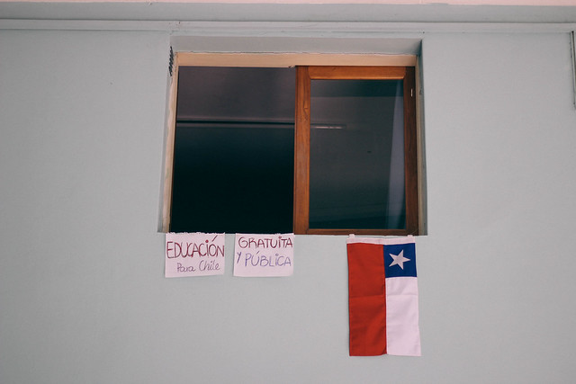 educación para chile
