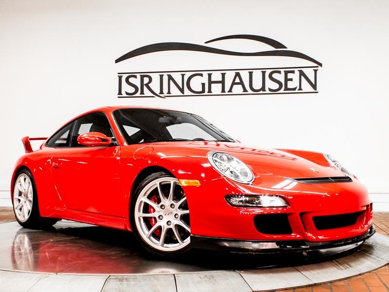 2007 Porsche 911 GT3 - One Owner Trade-in w/ 2 Year CPO ...