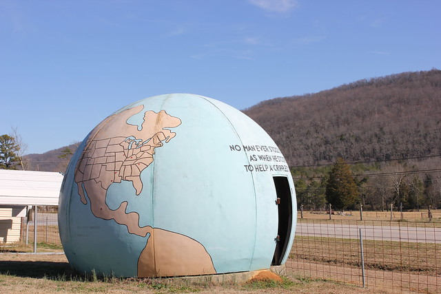 Shriners Globe, Collbran AL
