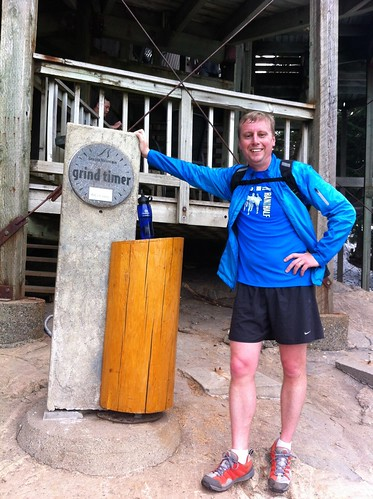 Top of the Grouse Grind