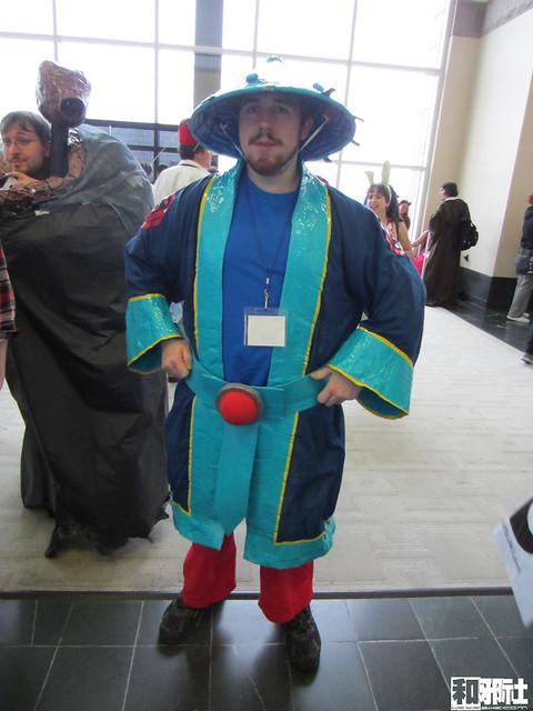 波士顿 动漫展  cosplay