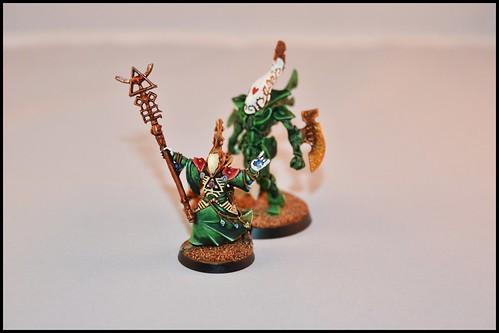 Wraithblade & Spiritseer