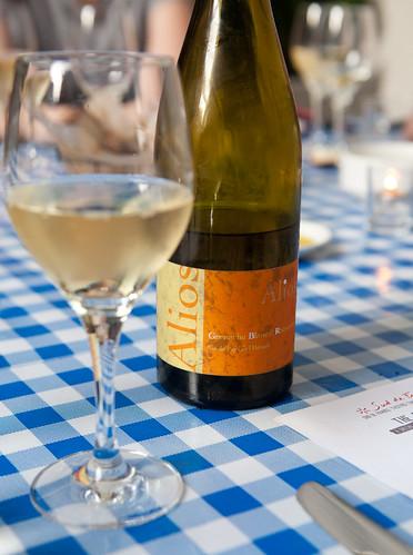 Alios Grenache Blanc VDP Hérault 2011
