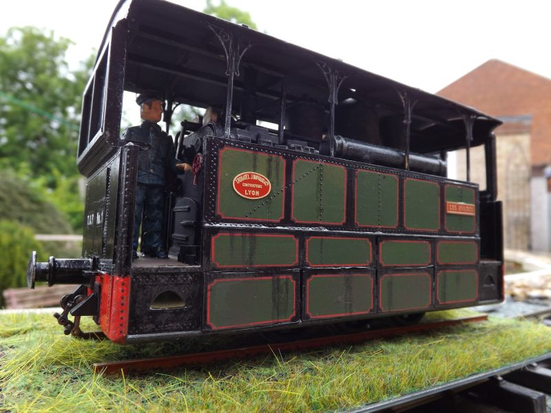 tram model 1