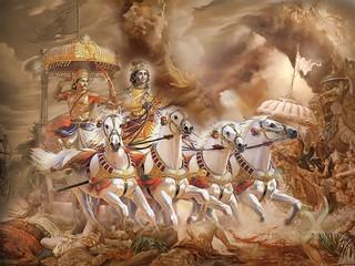 What is Dharma - Bhagavad Gita Chapter 1.1