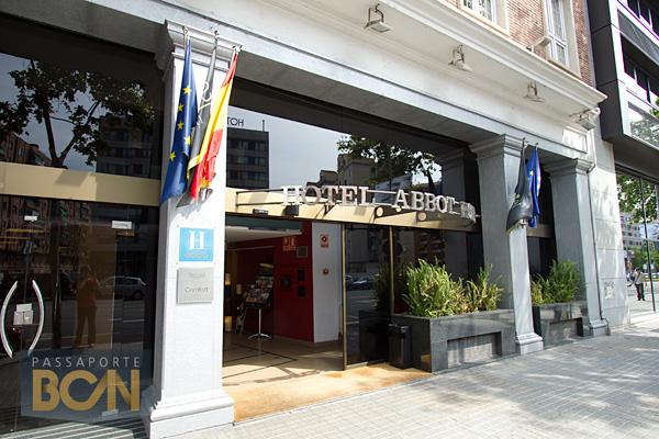 Hotel Abbot, Barcelona