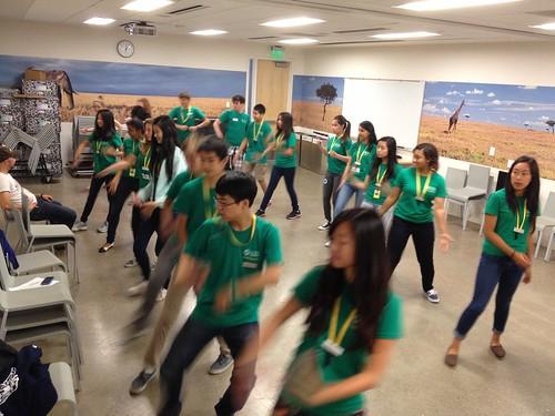 TASC flashmob practice - 08