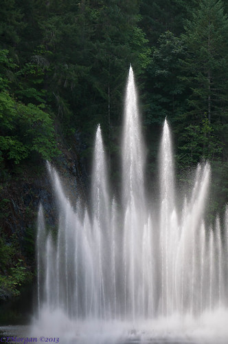 canada fountain britishcolumbia victoria buchartgardens alaskancruise centralsaanich