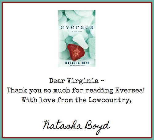 Authorgraph: Natasha Boyd - Eversea