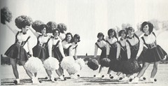 Mesa Community College 1965 Pom Pom