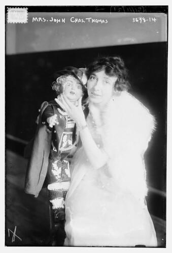 Mrs. John Chas. Thomas  (LOC)