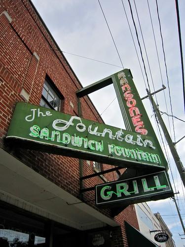The Buchanan Grill - Buchanan VA - Neon Sign
