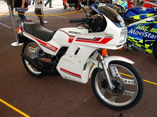 HONDA MBX50 INTEGRA