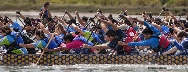 Steveston Dragon Boat Festival 2013