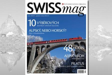 SWISSmag č. 09 - podzim-zima 2013/14