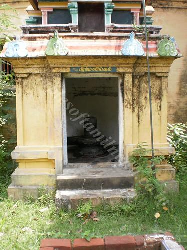 Brahma Lingam at Thirupungur