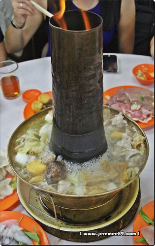 Goh Huat Seng Steamboat @ Kimberly Street  - Charcoal Steamboat