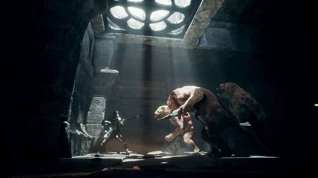 Deep Down on PS4