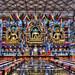 Namdroling Nyingmapa Monastery by ztij0