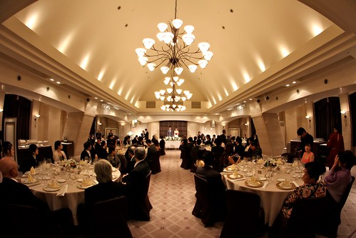 JP Wedding Reception Room