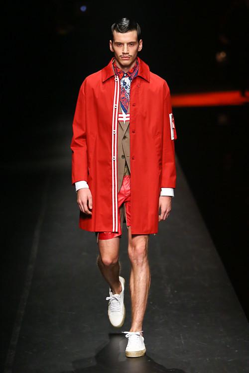 SS14 Tokyo yoshio kubo004_Justin Sterling(Fashion Press)