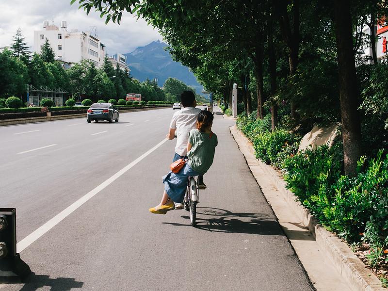 無標題  【單車地圖】<br>雲南麗江古城 10648863475 1a73362205 c