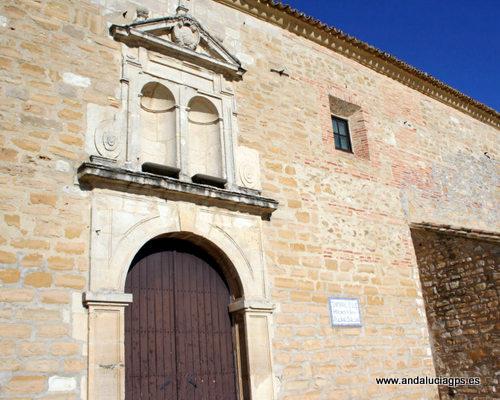 Jaén - Arjona - Santuario de los Santos Patronos - 37 56' 8 -4 3' 15