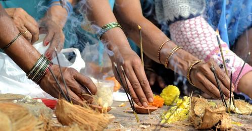 Gangasagar........The Rituals