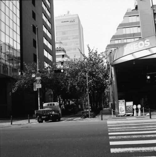 散策 [馬車道2] : ROLLEICORD Vb