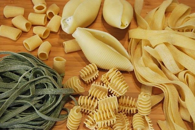 Pasta, Casa di Trevi, Roselle Park
