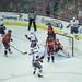 Islanders Score First