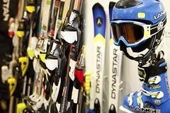 Největší prodejce lyží Dynastar v Praze