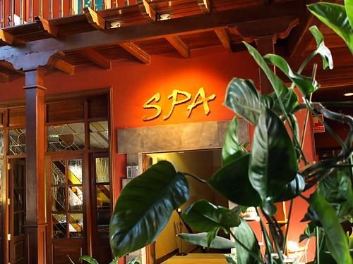 Spa, Villalba Hotel, Tenerife