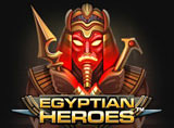 Online Egyptian Heroes Slots Review